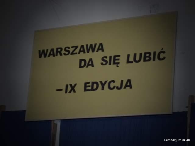 Warszawa da się lubić… – fotoreportaż