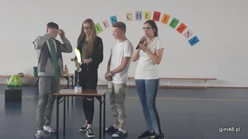 Dzień chemiczny w naszej szkole