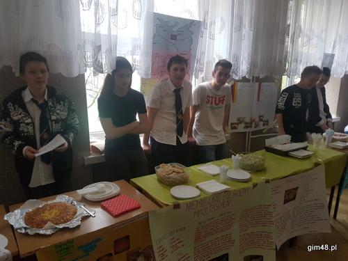 Dzień Języków Obcych w naszym gimnazjum