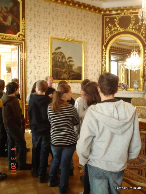 Lekcje muzealne w Zamku Królewskim