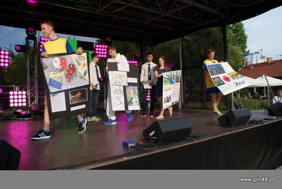 II Oświatowy Festiwal Artystyczny Woli