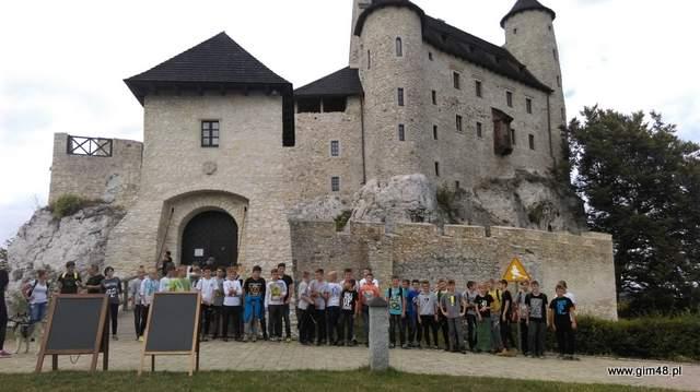 Obóz Integracyjny dla uczniów klas pierwszych