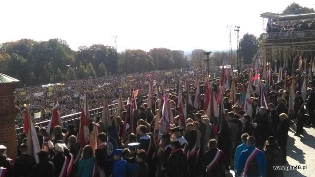 XV Pielgrzymka Rodziny Szkół im. Jana Pawła II
