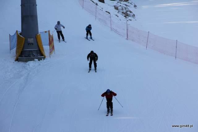 Pięć zimowych dni w Karpaczu