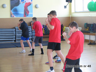 Trening MMA