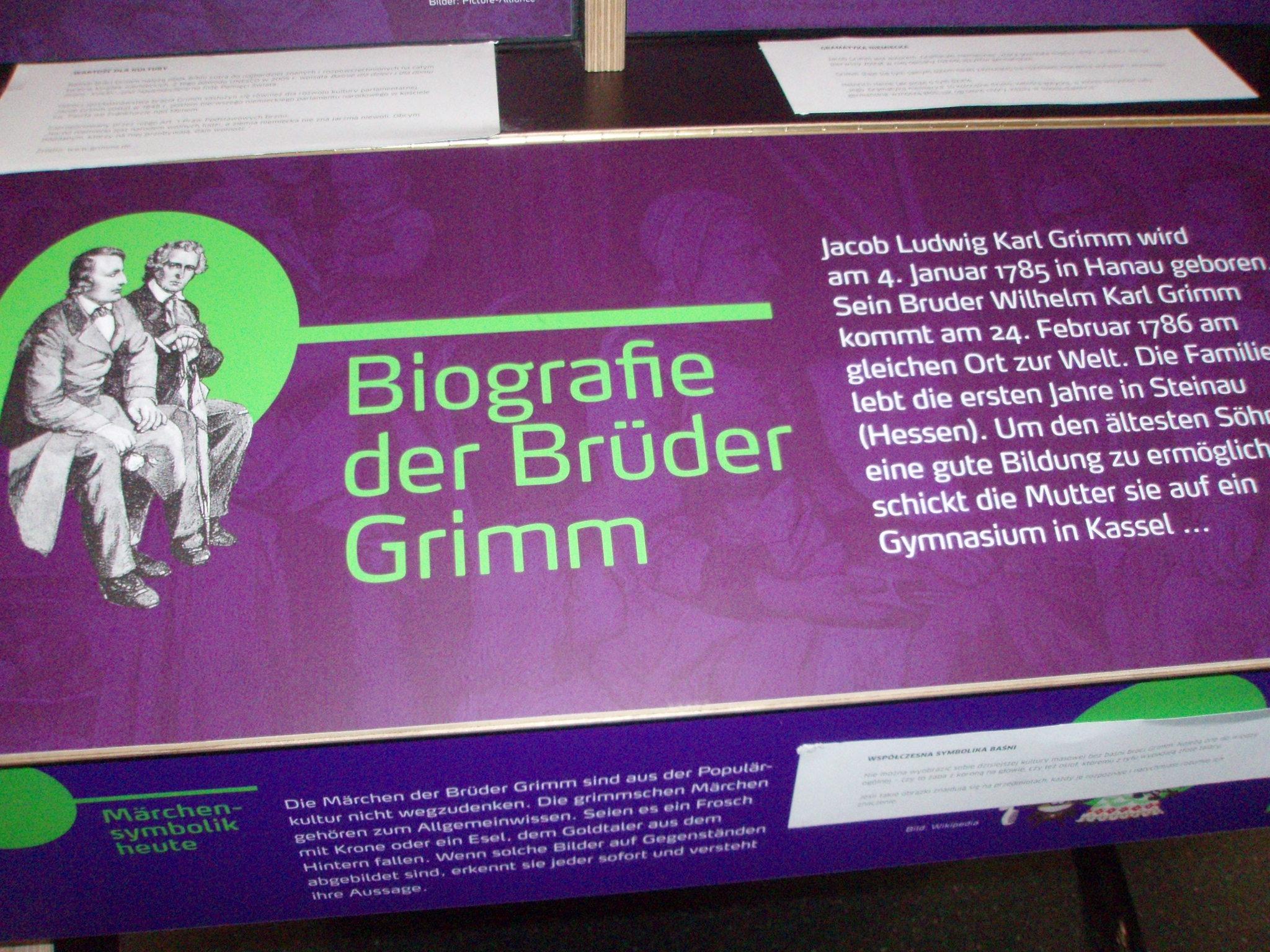 Baśniowy Świat braci Grimm