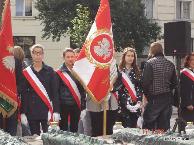 Obchody 71. rocznicy sowieckiej agresji na Polskę