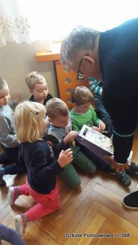 Zajęcia pokazowe w przedszkolu
