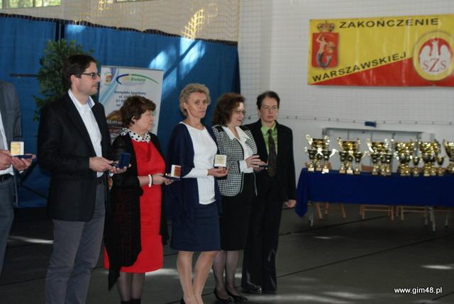Podsumowanie XLVIII Warszawskiej Olimpiady Młodzieży