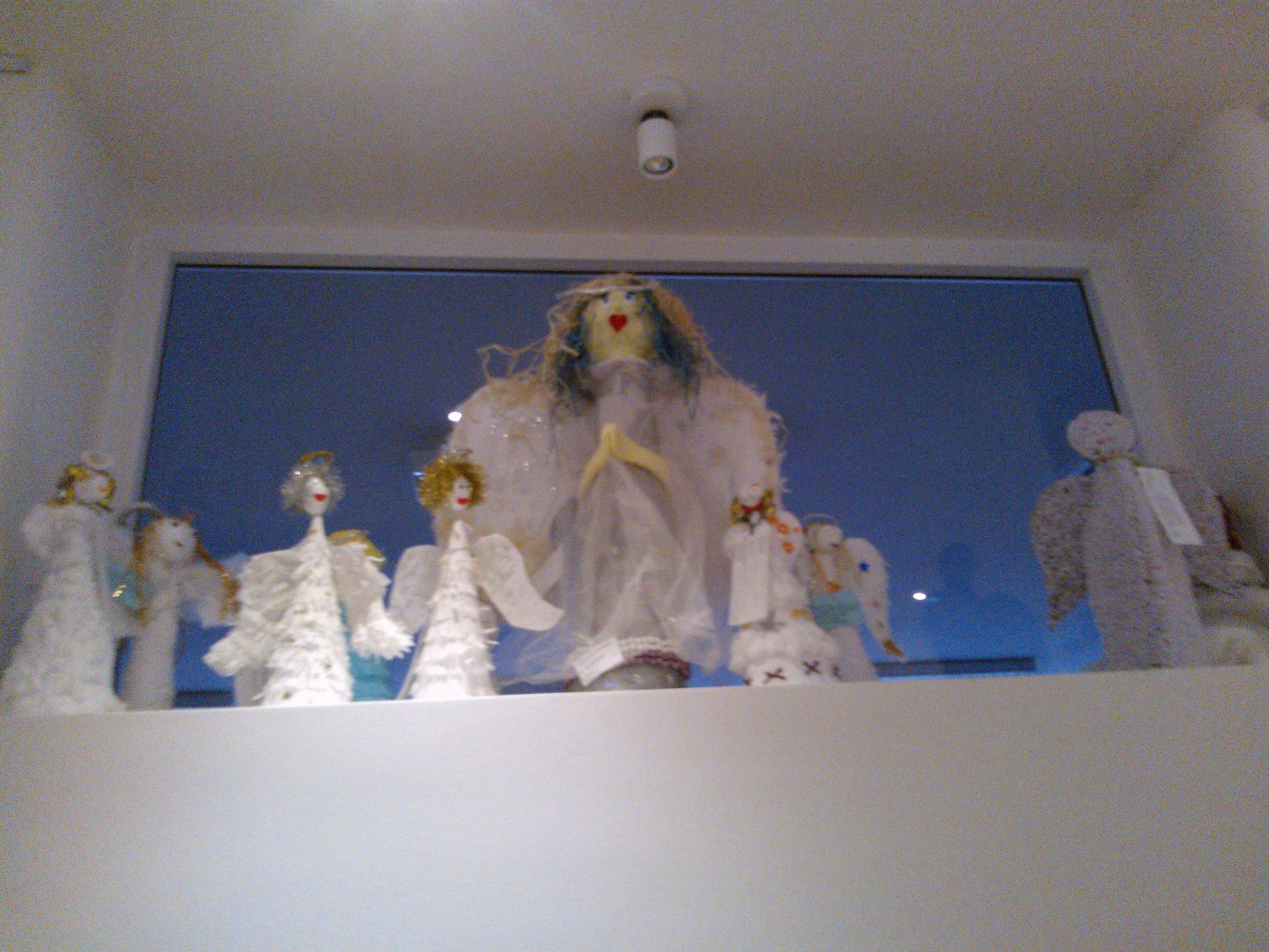 Wyróżnienie w Konkursie na Rzeźbę Aniołka