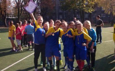 Mistrzostwa Dzielnicy WOLA i Warszawska Olimpiada Młodzieży w piłce nożnej