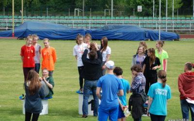 Mistrzostwa Dzielnicy Wola w lekkiej atletyce dziewcząt i chłopców