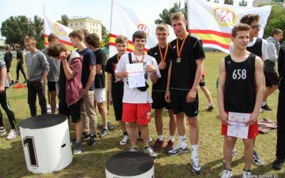 Warszawska Olimpiada Młodzieży w Lekkoatletyce