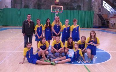 Mistrzostwa Dzielnicy w Koszykówce Dziewcząt i Chłopców