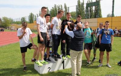 Mistrzostwa Dzielnicy w Lekkiej Atletyce Dziewcząt i Chłopców