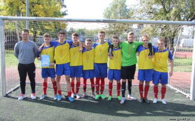 Mistrzostwa Dzielnicy w Piłce Nożnej Dziewcząt i Chłopców