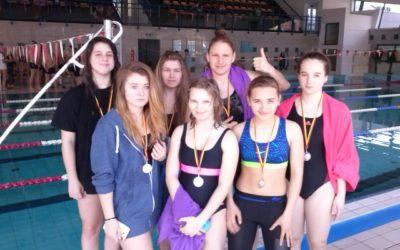 Mistrzostwa Dzielnicy w Pływaniu Dziewcząt i Chłopców