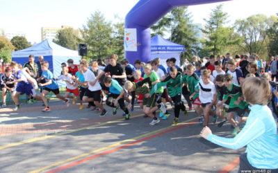 Mistrzostwa Dzielnicy w Biegach Przełajowych