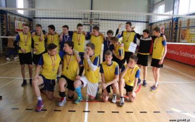 Mistrzostwa Dzielnicy w Siatkówce Dziewcząt i Chłopców