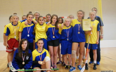 Mistrzostwa Dzielnicy w Unihokeju Dziewcząt i Chłopców