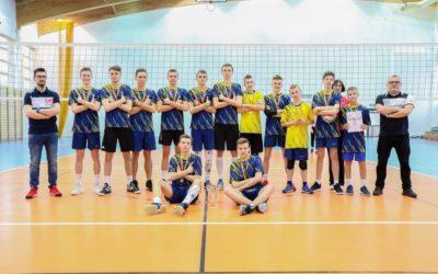 Mistrzowie Woli Zwycięzcami Warszawskiej Olimpiady Młodzieży w piłce siatkowej