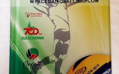 Wicemistrzowie Polski w piłce siatkowej