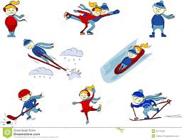 "Konkurs  ""Sporty zimowe"""
