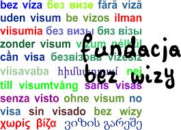 Fundacja Bez Wizy- projekt realizowany w naszej szkole